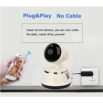 Wireless Smart Home WIFI IP Camera V380 Security with Plug and play function Motion Detection