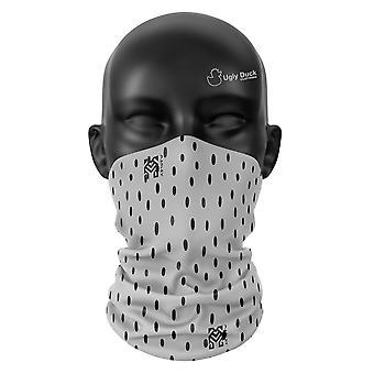 Polka Dot Colours Snood Face Mask Scarf Wrap Neckerchief Head Covering Tube Buff