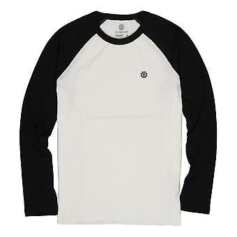 Element Blunt Long Sleeve T-Shirt - Flint Black
