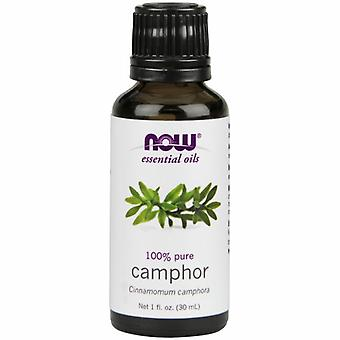 Now Foods Camphor Oil, 1 OZ