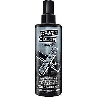 Renbow Crazy Color Pastel Spray - Graphite 250ml