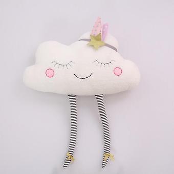 Schlafende Wolke Form gefüllt weiche Kissen für/zuhause Decore
