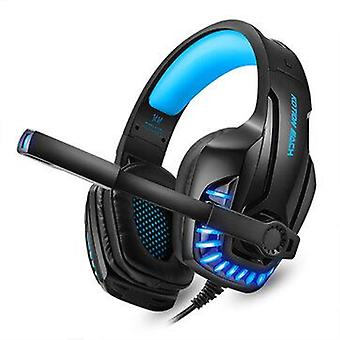 G9100 Gaming Headphones with Mic Stereo Deep Bass Headphone for PC Computer