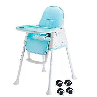 Baby Dining Chair Multifunctional Portable Eating Safety Baby Chair, Suitable