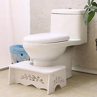 Vattentät Toalett Fot Steg Pall