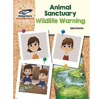 Reading Planet - Animal Sanctuary: Wildlife Warning - White: Galaxy