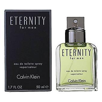 Men's Parfüm Eternity Calvin Klein EDT (50 ml)