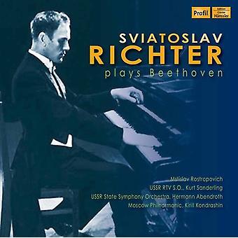 Beethoven / Richter - Richter Plays Beethoven [CD] USA import