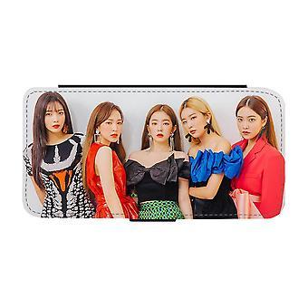 K-Pop Red Velvet iPhone 12 Mini Wallet Case