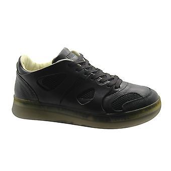 Puma Alexander McQueen McQ Move Lo Mens Trainers Black Lace Up 357156 02 B4C
