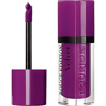 Bourjois Rouge Edition Velvet Liquid Lipstick - Saperliprunette! 21