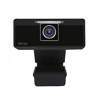 720P Full Hd Webcam Schwarz