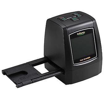 """Qumox 14mp 22mp filmový skener 126 135kpk negatívny foto zachytenie snímkový skener 2.4"""" lcd"""