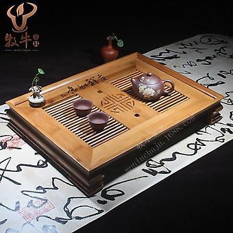 High-grade Bamboo Tea Tray