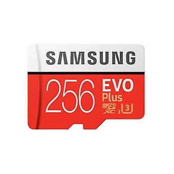 Micro Sdxc 256Gb Evo Plus With Adapter