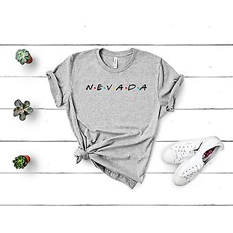 Nevada Prieteni Tee