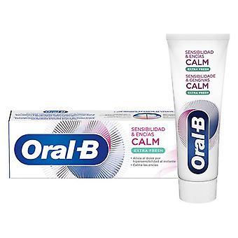 Frische Zahnpasta Oral-B Sensibilidad & Calm (75 ml)