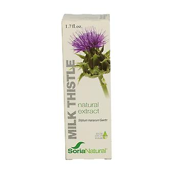 Natural extract of milk thistle 50 ml