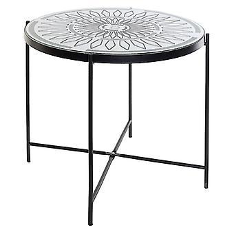 Boční stůl Dekodonia Metal (48 x 45 cm)