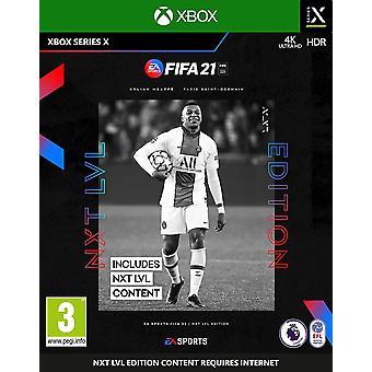 FIFA 21 NXT LVL الطبعة إكس بوكس سلسلة X لعبة