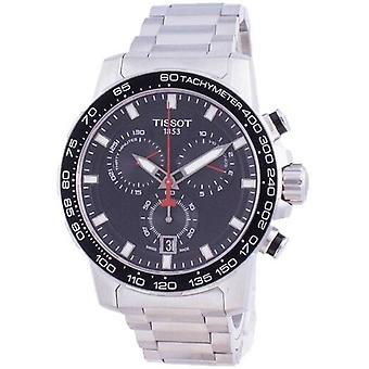 Tissot Supersport Chrono Quartz T125.617.11.051.00 T1256171105100 100m Men's Watch
