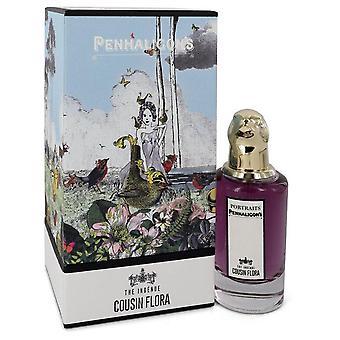 Penhaligon ' s 2,5 oz Eau de Parfum Spray-keksijä serkku Flora Eau de Parfum Spray