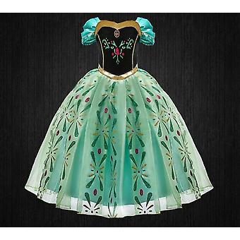 Dievča Vianočné šaty,'s Party Karneval kostýmy