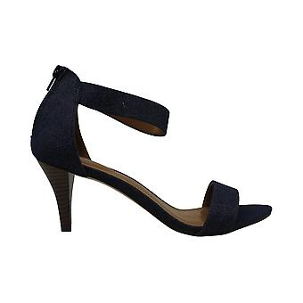 Style & Co. Womens paycee Fabric Open Toe Casual Ankle Strap Sandals