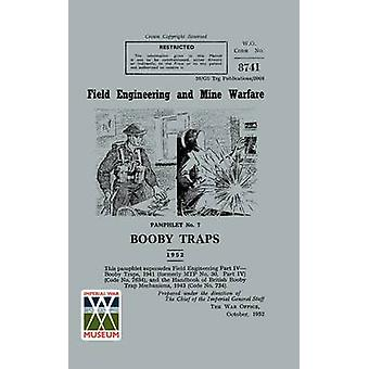 Booby Traps by War Office - 9781847349385 Book