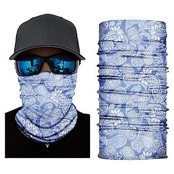 3Pcs silky quick-drying uv resistant bandanas xhs-382