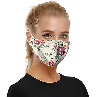 Printed Dust Proof Face Cover