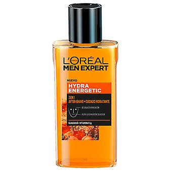 L'Oreal Paris Make Up Männer Expert Hydra Energetic 2en1 nach der Rasur + hidratante 125 ml