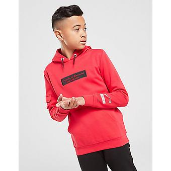 New Supply & Demand Boys' Barrier Fleece Overhead Hoodie from JD Outlet Red