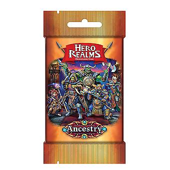 Hero Realms Ancestry Pack Strategy Game