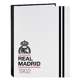 Aglutinante de anillos Real Madrid C.F. 20/21 A4