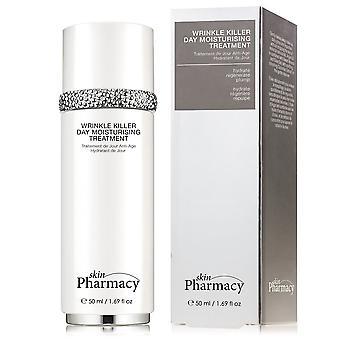 Wrinkle killer day moisturising treatment 50ml
