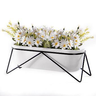 Desktop Planter | M&W Oval