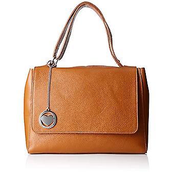 Bag Bags Cbc3317tar, Women's Handbag, Brown (Leather), 14x25x33 cm (W x H x L)