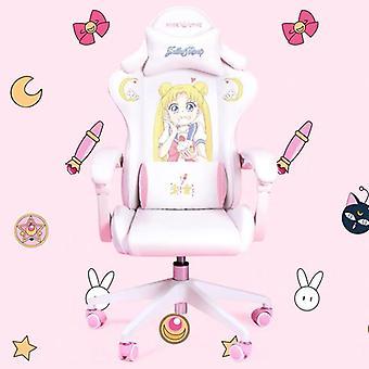 Hot Products Wcg Gaming Chair Cute Cartoon Computer Armchair