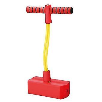 Punainen vaahto pogo pusero lapsille hauska ja turvallinen pogo tikku taaperoiden ravittava vaahto ja benji pusero 3-ikäiset ja jopa x3386