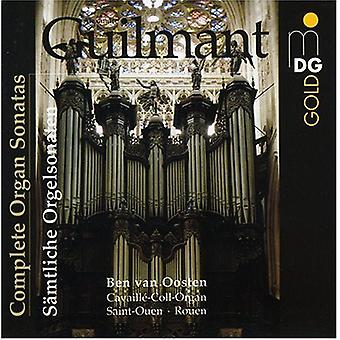 Complete Organ Sonatas [CD] USA import
