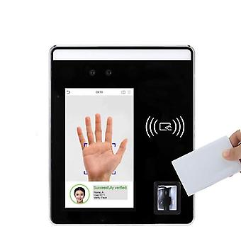 Biometric Face Recognize Access Control Fingerprint Time Attendance Control