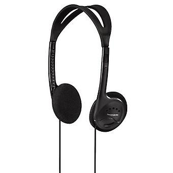 Thomson HED1115BK On-Ear Hörlurar