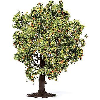 עץ תפוחים עם אביזר דגם של קרן פירות