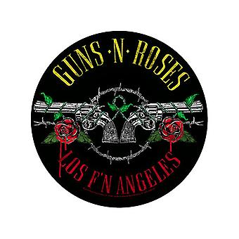 Guns N' Roses - Los F'N Angeles Späť Patch