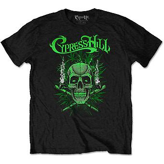 Cypress Hill -  Unisex X-Large T-Shirt - Black