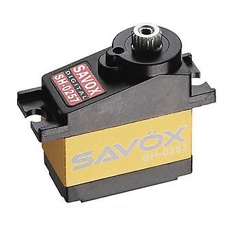 Savox Micro Size Digital Servo 2.2Kg@6V (Heli & Parkfly)