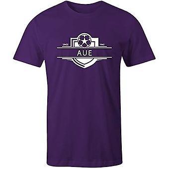 Sporting empire erzgebirge aue 1945 established badge kids football t-shirt