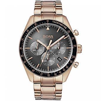 Hugo Boss Trophy Chronograph Grey Dial Men's Watch 1513632