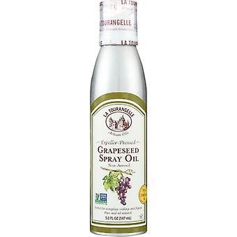 La Tourangelle ÖlSpray Traubenkerne, Gehäuse von 6 X 147 ml